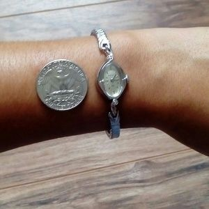 Vintage diamont Bulova watch
